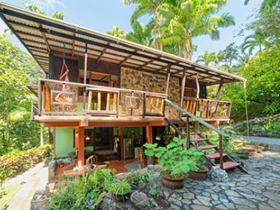 Hotel For In Dominica Roseau Valley Trafalgar Area