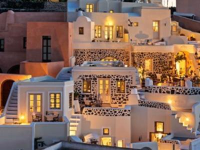 hotel zu verkaufen in griechenland santorini. Black Bedroom Furniture Sets. Home Design Ideas
